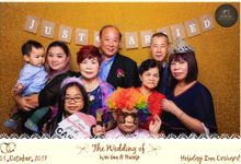 Wedding Photobooth - Weisin and Nicole by Alan Ng Photography