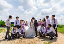 Wedding of Ser Hwee and Kristel by Alan Ng Photography