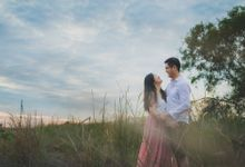 Engagement Pre-Wedding Photoshoot - Yang and Shirley by Alan Ng Photography