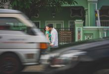 Engagement Pre-Wedding Photoshoot - Yang and Shirley by Alan Ng Photography