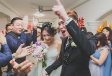 Wedding of Johnson and Sharmaine by Alan Ng Photography