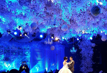 The Wedding of Ivan & Yenny by Best Decor