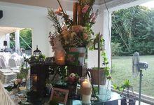 Premium Wedding Buffet Sit Down by LAVISH DINE CATERING PTE LTD