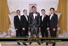 Andre & Desy Wedding by Mozaic Photobooth