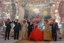 Devita & Stanly Engagement by Holy Organizer