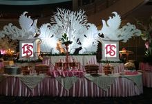 Wedding of Denis & Stephanie by PUSPA CATERING