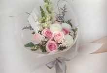 Gift Bouquet by Tiffany's Flower Room
