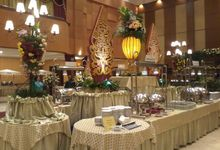 Wedding of Dias & Ilo by PUSPA CATERING