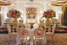 Decoration Wedding of Nisa by Ambhara Hotel Jakarta