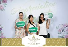 Appreciation Night Party Anantara Seminyak by Bali Island Photobooth