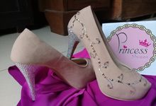 Wedding Shoes by Princessshoppy