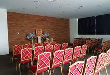 Roy & Clara Wedding 22 April 2017 by United Grand Hall