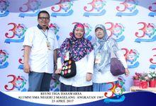Reuni SMA 2 Magelang by omitoo