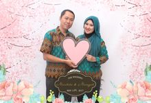 Marcella & Mansyah by Twotone Photobooth