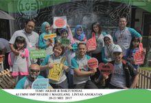 Lintas Angkatan Reuni SMP 1 Magelang by omitoo