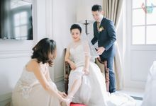 Vintage Rustic Wedding for Peter & Natasha by Warna Project
