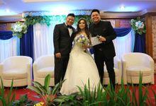 Ricky & Jesica Wedding by STIVEN PATRAS