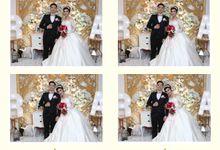 RAMLI & AYUTYA by Twotone Photobooth