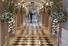 Wedding Ceremony on 2 July 2017 by Hotel Gran Mahakam
