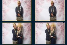 The Wedding Of Rendy & Renny by Twotone Photobooth