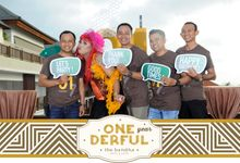 The Bandha Hotel & Suite One Derful Years by Bali Island Photobooth