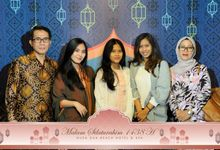 Malam Silahturahim 1438 H Nusah Dua Beach Hotel & Spa by Bali Island Photobooth