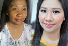 Personal makeup course by VidJei Makeup