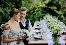 Maya Ubud Wedding Package by Maya Ubud Resort & Spa