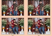 Rizky & Astrid by Twotone Photobooth
