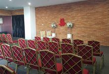 Reinhart & Meike Wedding 26 Agustus 2017 by United Grand Hall
