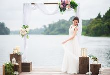 Whimsical Waterfront by Lily & Co.
