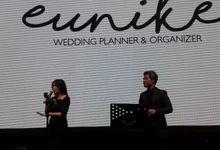 Eunike for JWF 2017 by Eunike Wedding Planner & Organizer