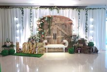 Teguh & Stefy Wedding by Kirana Two Function Hall