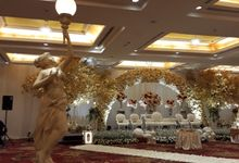 The Wedding Of Wiriawan & Theresa by MC ADI CHANDRA