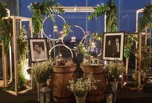 Junita & Hardi Wedding by United Grand Hall
