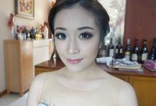 Evening look for Ms Livia by Wandachrs