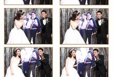Afindra & Yora by Twotone Photobooth