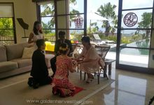 The Wedding Of Ms F & Mr K by GOLDEN HARVEST BALI WEDDING