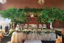 Justian & Grace Wedding 23 Sept 2017 by United Grand Hall