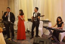 The Wedding Of Rudi & Fani by Venus Entertainment