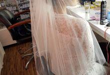 Bride Makeup by Evlynmakeupartist