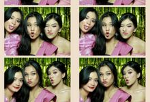 Bian & Abi Wedding by YUK Photobooth