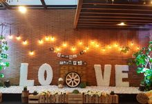 Glen & Tella Wedding 30 Sept 2017 by United Grand Hall