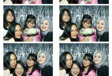 Widya & Andri Wedding by YUK Photobooth