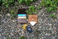 CARD HOLDER by SentimeterCard
