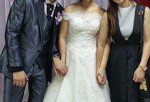Wedding Vincent & Christabella by P.allette