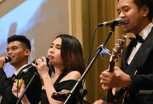 The Wedding Of Wirawan & Evania by Venus Entertainment