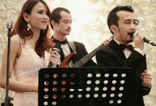 The Wedding Of Nico & Ervina by Venus Entertainment