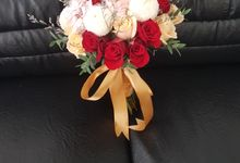Handbouquet For Rama by nanami florist