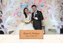 Ronni & Meiliana by Twotone Photobooth